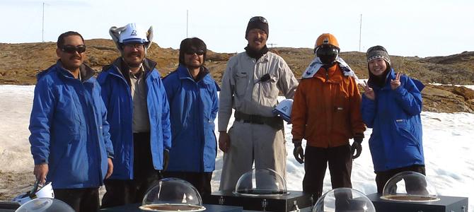 北陸ミサワホーム | 南極体験メンバー